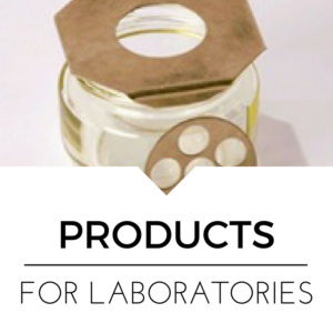laboratory products and jars